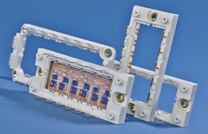 Anwendungen für die Leistungselektronik
